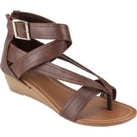 Amazon.com: SODA Estito Womens Sandals: Shoes