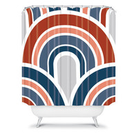 DENY Designs Home Accessories | Caroline Okun Independence Shower Curtain