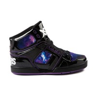 Womens Osiris NYC 83 Slim Skate Shoe, Black Nebula, at Journeys Shoes