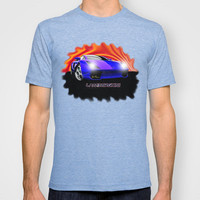 Lamborghini Gallardo (2) T-shirt by JT Digital Art