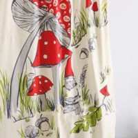 UrbanOutfitters.com &gt; Gnomes Shower Curtain