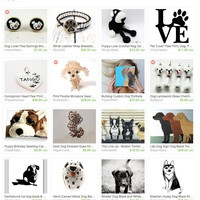 Puppy Love by Heather Jean on Etsy