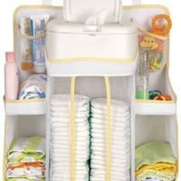 Dexbaby Nursery Organizer, White: Baby