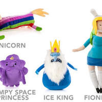 Adventure Time 7in Plush
