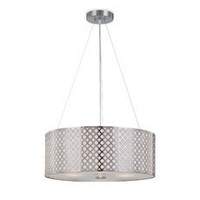 Netto Comtemporary Semi-flush Mount Ceiling Light