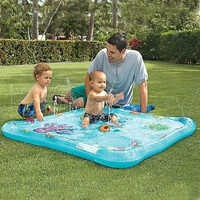 Li&#x27;l Squirt Baby Pool, Sprinkler and First Pool