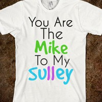 Mike and Sully - iBuzzlightyear - Skreened T-shirts, Organic Shirts, Hoodies, Kids Tees, Baby One-Pieces and Tote Bags