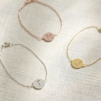 Sarah Chloe Cut-Out Bracelet