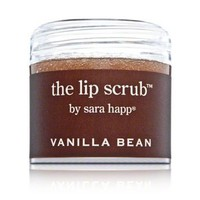 Sara Happ Vanilla Bean Lip Scrub-Vanilla Bean-1 ounces: Beauty