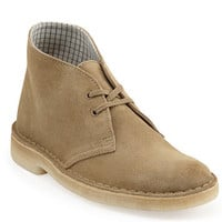 Leather Desert Boots for Women / Clarks Desert Boots -- Orvis