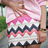 Just Cant Get Enough: Aztec Prints