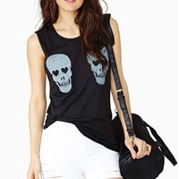 Skull Crusher Muscle Tee