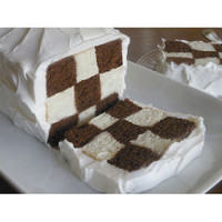 Checkerboard Loaf Cake Pan | Fun and unique!  Kitchen Krafts