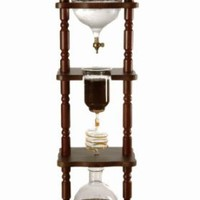 Cold Drip Coffee and Tea Maker, 8-Cup