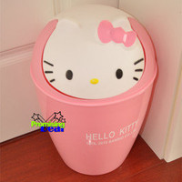 HK mini trashcan for bedroom