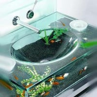 Aquarium Sink - OpulentItems.com