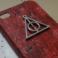 DEATHLY HALLOWS IPHONE 4S case fits for iPhone 4 Case, iPhone 4s Case, iPhone 4 Hard Case, iPhone Case