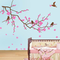 Kids Wall Decals Wall stickers wall stencil  by walldecals001