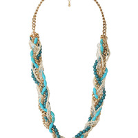 Braided Chain Necklace | FOREVER21