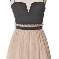 Sweet Bustier Dress