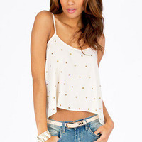Dots So Cool Tank $26
