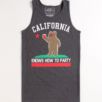 Riot Society Cali Bear Tank at PacSun.com