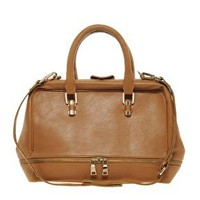 ASOS Leather Doctors Bag at asos.com