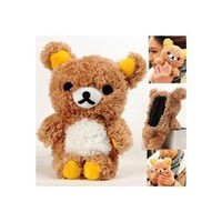 Plush Toy iPhone 4 / 4S 3D Case Cover - Retail Box - Brown Bear Rilakkuma