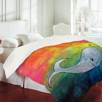 DENY Designs Home Accessories | Sophia Buddenhagen I Whale Always Remember You Duvet Cover