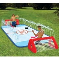 Wham-O Water Knee Hockey: Toys &amp; Games