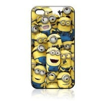 Despicable Me Hard Case Skin for Iphone 4 4s Iphone4 At&amp;t Sprint Verizon Retail Packing.: Everything Else