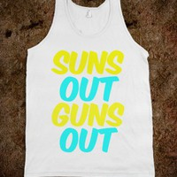 SUNS OUT GUNS OUT - Lazy Sundays - Skreened T-shirts, Organic Shirts, Hoodies, Kids Tees, Baby One-Pieces and Tote Bags