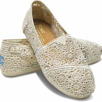 Crocket classic TOMS shoes
