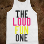 The Loud Fun Friend - Protego - Skreened T-shirts, Organic Shirts, Hoodies, Kids Tees, Baby One-Pieces and Tote Bags