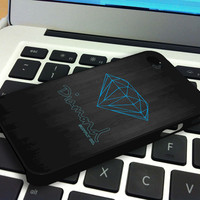 Blue Diamond Supply Co Iphone 4 Case  Iphone 4S Case