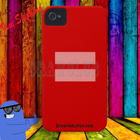 DrawClub Case iphone Fight for Human Right Free Shipping and Sale