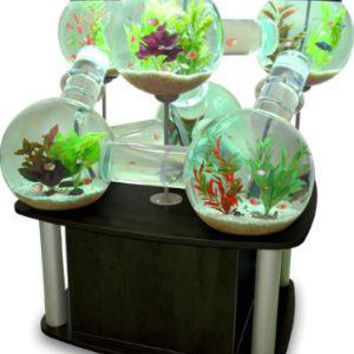 Labyrinth Aquarium - OpulentItems.com