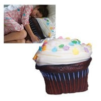 Cupcake Yummy Pillow - Whimsical &amp; Unique Gift Ideas for the Coolest Gift Givers