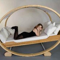 Creative Rocking Bed - OpulentItems.com