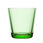 Kartio tumbler 21 cl, apple green, set of 2