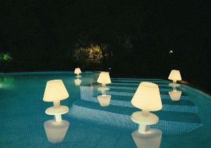 Contemporary Pool Lighting- OpulentItems.com