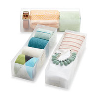 Real Simple Drawer 3-Piece Organizer Set - Bed Bath & Beyond