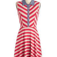 In the Mast Lane Dress | Mod Retro Vintage Dresses | ModCloth.com