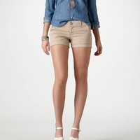 AE Twill Midi Short | Aerie for American Eagle