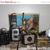 Vintage Brownie Camera Starflex Holiday by VintageShoppingSpree