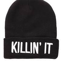Beauty Forever Beanie Killin It