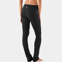 Women's UA StudioLux Quattro Straight Leg 32 Pants | 1242174 | Under Armour US