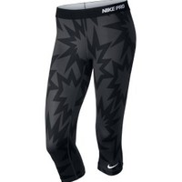 Nike Women&#x27;s Pro Printed Capris
