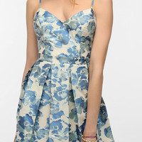 Urban Outfitters - Kimchi Blue Jacquard Romy Dress