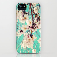 Spring Showers iPhone Case by Lisa Argyropoulos | Society6